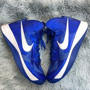 Nike HyperFuse Basketball Sneakers Mens Size 15